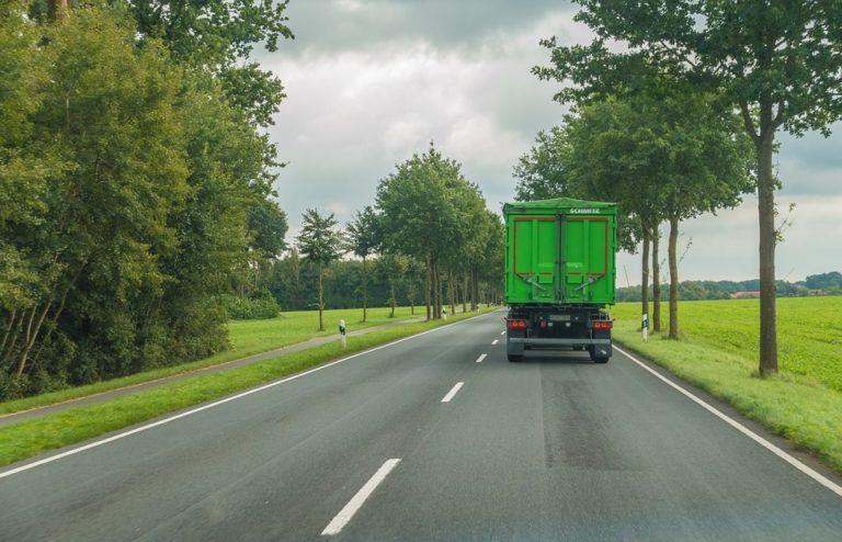 Tyska lastbilstransporter kan ge bättre koll på konjunkturen