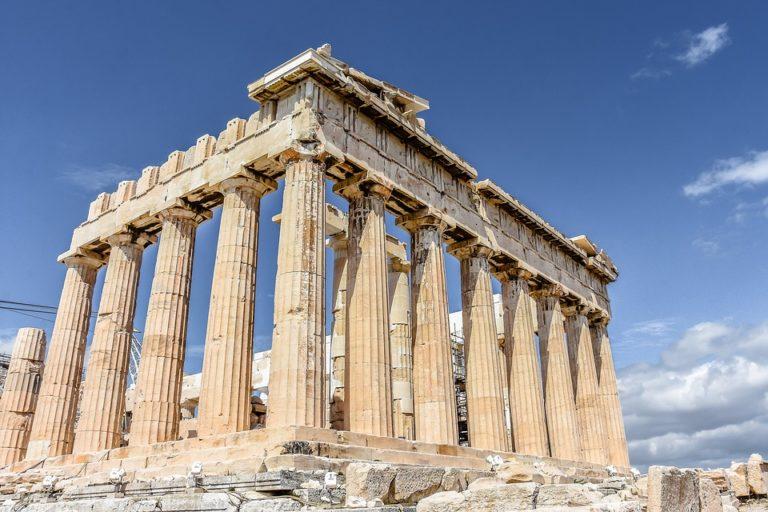 Fällan från antikens Grekland kan bli orsak till krig mellan USA och Kina